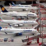 عشرات الطائرات مخزنة لدى كل من Boeing وAirbus مع انهيار الطلبات شبه الكامل